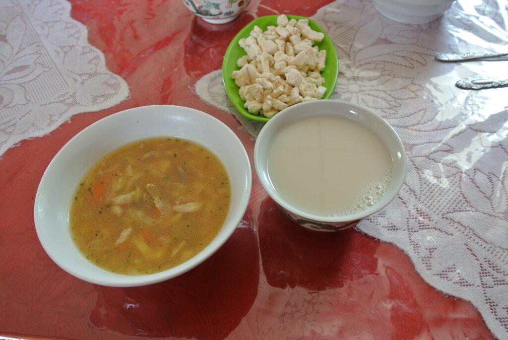 モンゴルの食べ物1