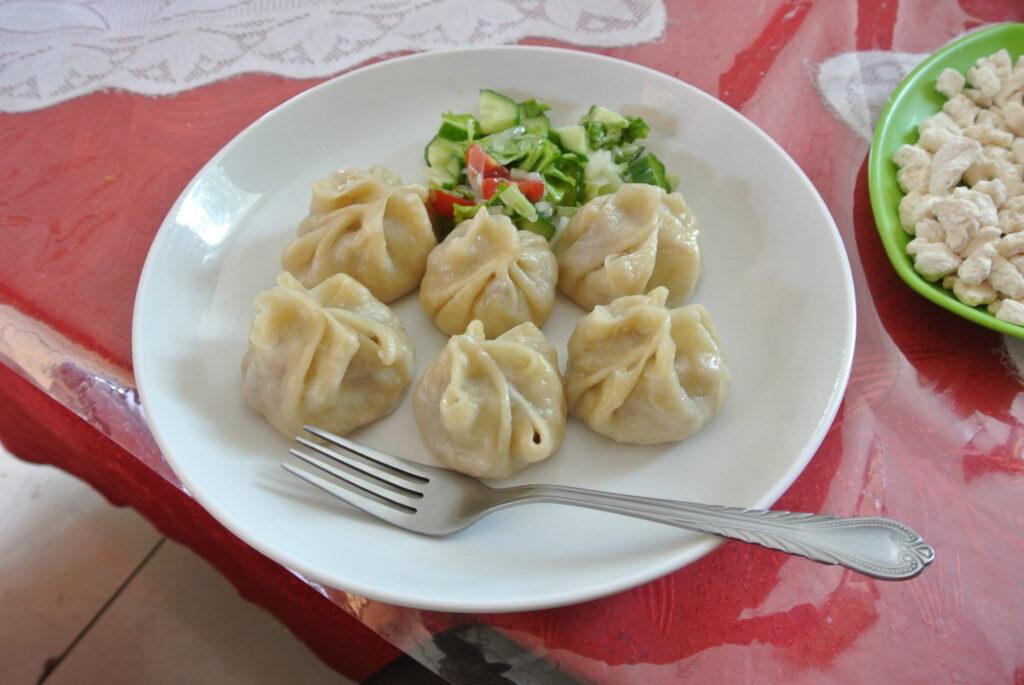 モンゴルの食べ物2